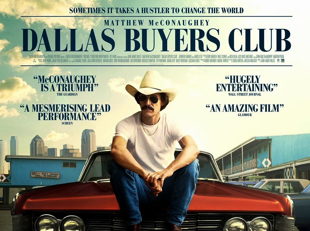 Court dismisses the Dallas Buyers Club latest copyright claim as 'not Ben-Hur'