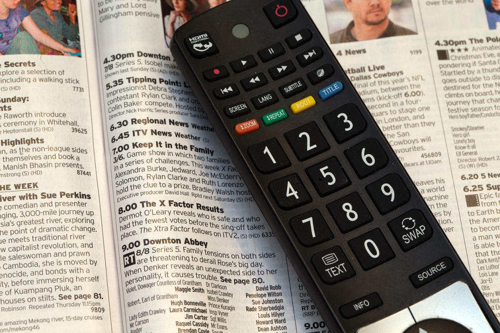 Television is not dead, it's just changing channels