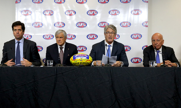 When the AFL gets richer, who gets richer with it?