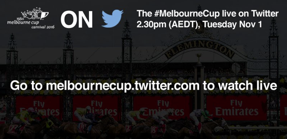 Media Interview ABC NewsRadio – Twitter's Stream of the Melbourne Cup Could Be The Future of Sportscasting