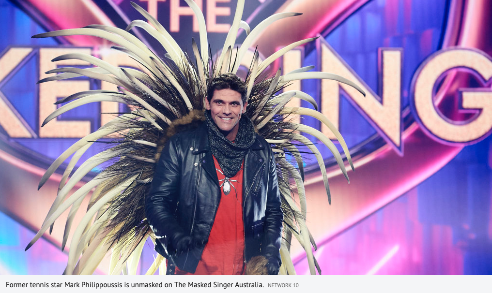 Interview with The Sydney Morning Herald – Ten's Masked Singer sheds listeners